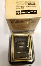 Shure M95ED Stereo Dynetic Cartridge for Turntable Record Player