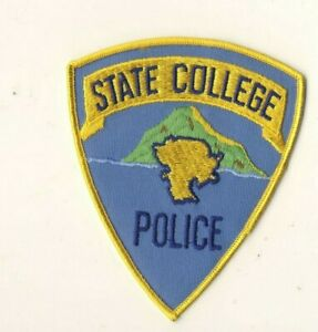 """State College Police 5"""" Shoulder Patch"""