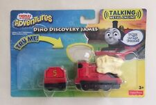 Fisher-Price Thomas & Friends Adventures Dino Discovery James Toy Metal Engine