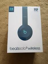 (BRAND NEW) Beats Solo3 Wireless On-Ear Headphones Pop Blue