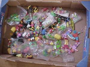 Konvolut an Balgfiguren aus 4 verschiedenen Serien von 1988 bis 1991