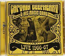 Captain Beefheart and his Magic Band - Live 1966-67 [CD]