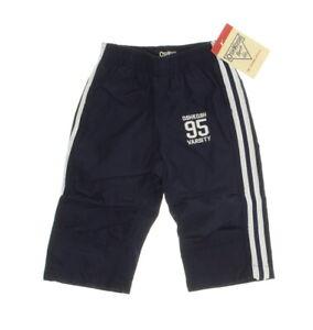 OshKosh B'gosh Baby Boys' Jersey Lined Windbreaker Pants - Navy - Size 6M