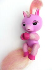 Pink Baby Unicorn FINGERLING - Great Working Condition - WowWee