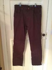 Wrangler trousers 36x34