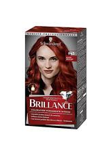 Schwarzkopf Brillance - Coloration Permanente Intense - Rouge Brocart 845