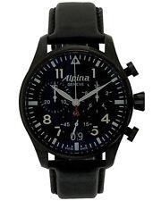Alpina Startimer Pilot Big Date Chronograph Men's Watch - AL-372B4FBS6