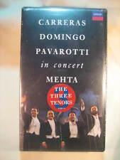 Carreras Domingo Pavarotti in Concert w/ Zubin Mehta BRAND NEW FACTORY SEALED