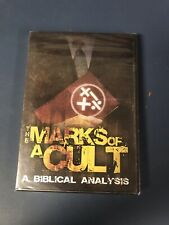 The Marks Of A Cult A Biblical Analysis DVD with Eric Holmberg APOLOGETICS BEAST