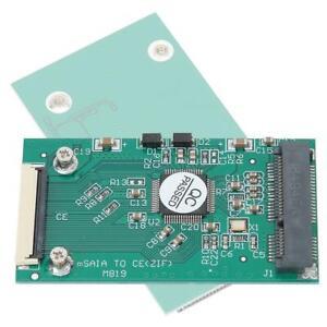 MSATA To CE/ZIF Slot Riser Card Flexible Ribbon Extension Cable For Desktop