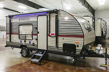 New 2018 16FQ Ultra Lite Lightweight Rear Bath Travel Trailer Camper Never Used