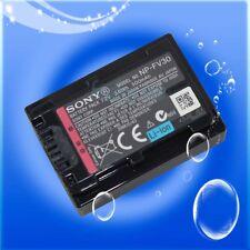 Genuine Sony NP-FV30 Battery Fr HDR-XR550E XR350E XR150E CX150E DCR-SR68E SX63E