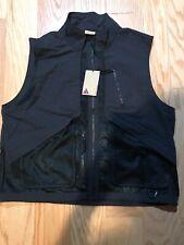 Nike Acg All Conditions Gear Vest Black Size M BnwT Bq3619-010 Men's