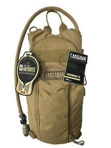 Camelbak Thermobak Antidote 3L Insulated Tactical Hydration Carrier Pack- Coyote