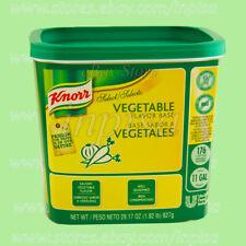 KNORR VEGETABLE BASE 2 Jars x 29.17oz (1.82lb)(827g) GLUTEN FREE, NO-MSG