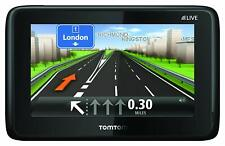 TomTom GO LIVE 1005 Campervan + caravan nav Automotive GPS  EUROPE AND UK MAPS