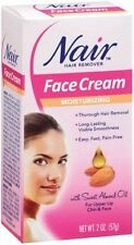 Face Cream Hair Remover - for Your Upper Lip Chin And Cheek 4Pk of 2oz By Nair