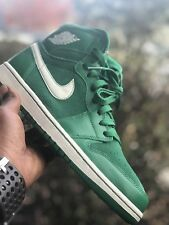 jordan 1 retro high og rare sample *pine* size 9