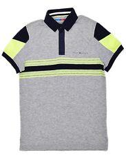 Tommy Hilfiger Herren Polo Shirt, 💯% Original Wäre, Large