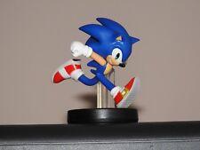 Sonic the Hedgehog amiibo super smash bros. wii u 3ds switch