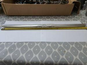 Retro Flat MTB Bars - GT 560mm Long
