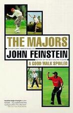 The Majors : A Good Walk Spoiled by John Feinstein (2000, Paperback,)FREE SHIP