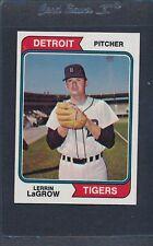 1974 Topps #433 Lerrin LaGrow Tigers NM *862