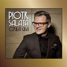 Piotr Salata - Czula gra (CD) Edycja Specjalna  2013 NEW