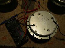 altec 290 alnico compression driver single horn 3.3 ohm(4 ohm?)