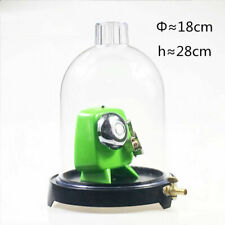 Vacuum Hood Suction Disc Bell in Vacuum Laboratory Sound Physics Teaching Tool Y