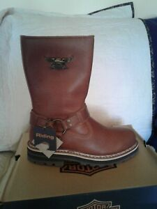 New H-D ladies riding boot