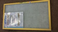 Electrostatic Air filter , Electra Gold Size:10x24x1