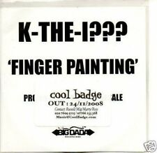 (196Q) K-The-I???, Finger Painting - DJ CD