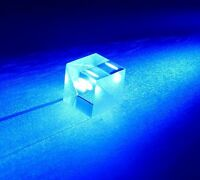 Blue Laser Diode Beam Combine Prims Mirror for 405-450nm-473nm-488nm Blue Diode