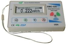 GQ GMC-320-Plus Geiger Counter Nulcear Radiation Detector Meter Beta Gamma X ray