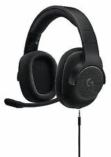 Logitech G433 Wired Gaming Headset W DTS Headphone X 7.1 Surround Sound Black MP