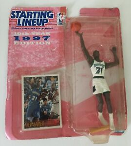 KEVIN GARNETT Starting Line Up Minnesota Timberwolves #21 Basketball Figure 1997
