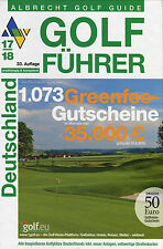 Greenfee-Gutscheine 2017/18 pro Club, Nordrhein-Westfalen (Nr.4)