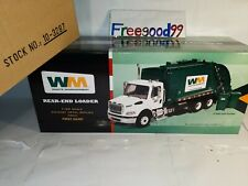 NEW-1:34 First Gear-Waste Management Reart-End Loader Die-cast metal #10-3287