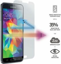 Blue Mobile Phone Screen Protectors for Samsung Galaxy S5