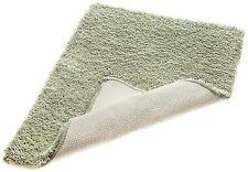 Spaces Eco-Smart Drylon Microfibre Large Bath Rug Mat in Papyrus Green
