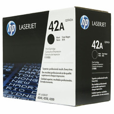 HP Q5942A 42A Genuine Toner Cartridge NEW BUY NOW