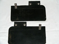 rover p6 front mud flaps