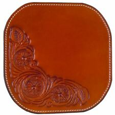 Circle Y Single Ply Browband Headstall 0125-1304 Medium Oil