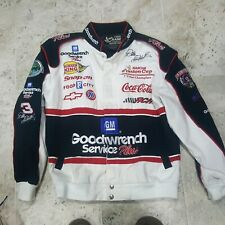 ULTRA RARE CHASE AUTHENTICS DRIVERS LINE DALE EARNHARDT SR 50TH YEAR JACKET!!!!!