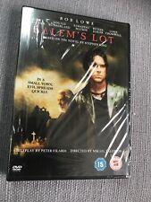Salem's Lot -The Mini Series (DVD, 2005) Sealed Rob Lowe Stephen King Sutherland