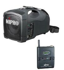 Mipro ma-101 G Portable Akku PA System mit Wireless Taschensender