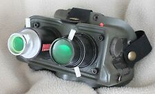 Ghostbusters Prop Replica Ecto GOGGLES w/ LIGHTS proton pack costume Halloween
