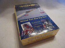 2BOX of 1992 Iditarod Dog Sled Race Trading Card 36 Pack Box Factory sealed