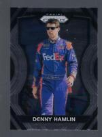 2018 Panini Prizm NASCAR #26  DENNY HAMLIN